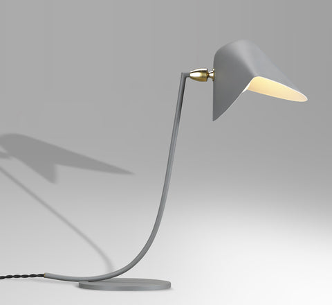 Antony desk lamp by Serge Mouille