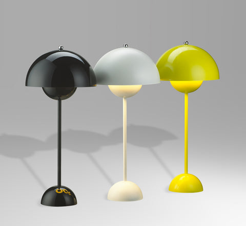 Flowerpot VP3 table lamp Verner Panton