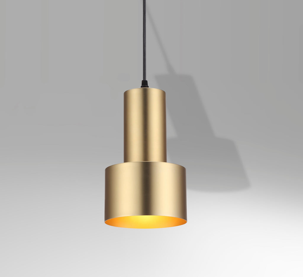 retro brass pendel lamp