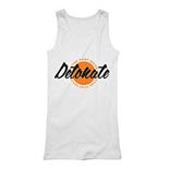 Woman's Summer Tank - White