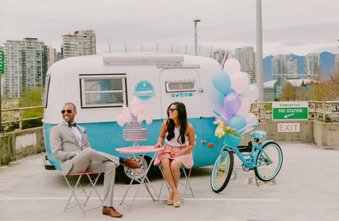 Cloud nine cotton candy trailer