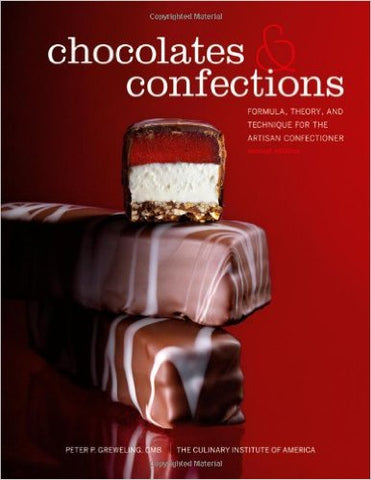 Chocolate and Confections Recipe Book