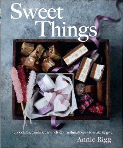 Sweet Things Candy Book