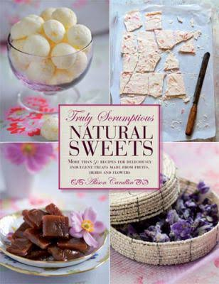 Natural Candy Recipe Book