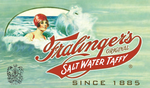 Salt Water Taffy: How It Got Its Name and How We Made Ours