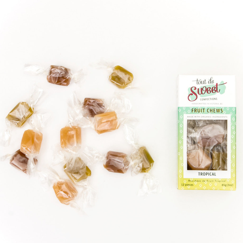 Organic Tropical Chews