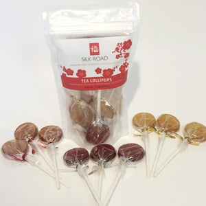 Tea Lollipops