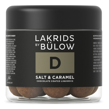Lakrids Salt & Caramel Chocolate Coated Liquorice