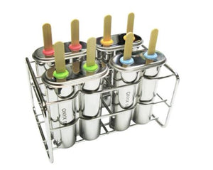 Onyx Popsicle Mold (stainless steel)
