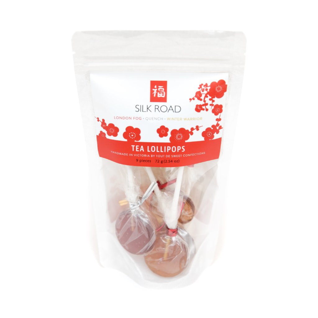 Bag of Silk Road Tea Lollipops