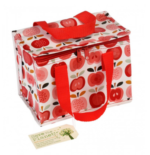 Vintage Apple Lunch Bag