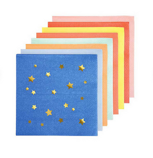Jazzy Star Small Napkins
