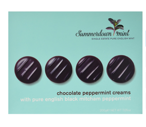 Summerdown Chocolate Peppermint Creams