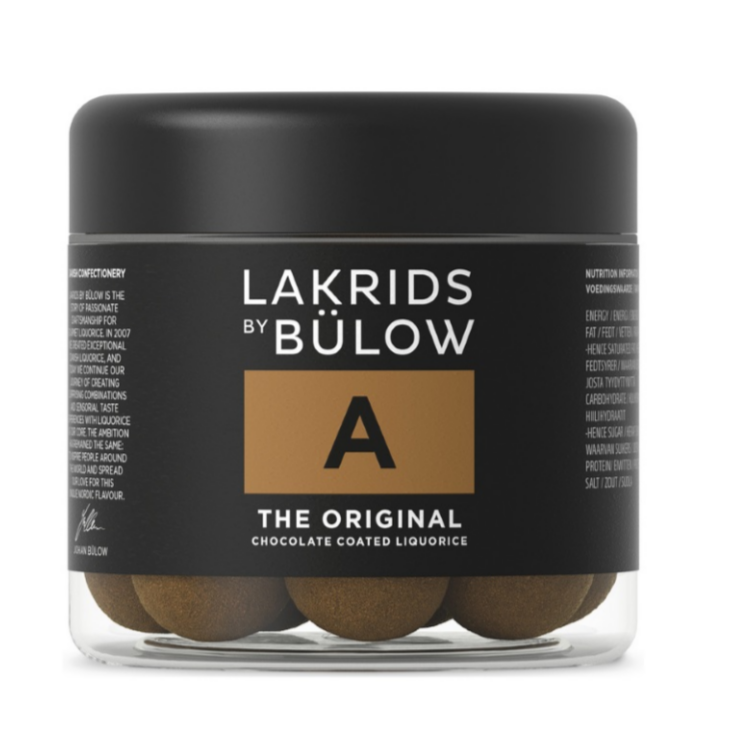 Lakrids Original Chocolate Coated Liquorice