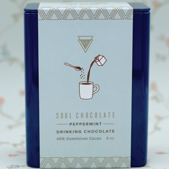 Soul Chocolate Peppermint Hot Chocolate Mix