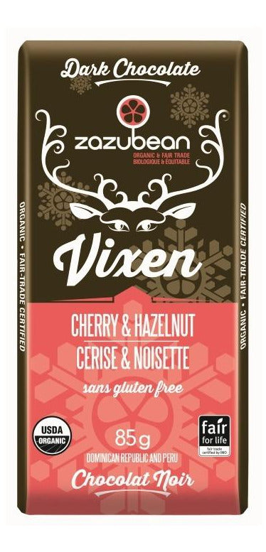 Zazubean Xmas Chocolate Bars