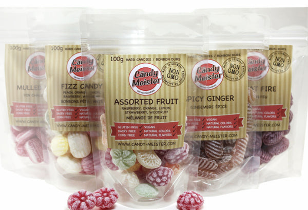 Candy Meister All Natural Hard Candy