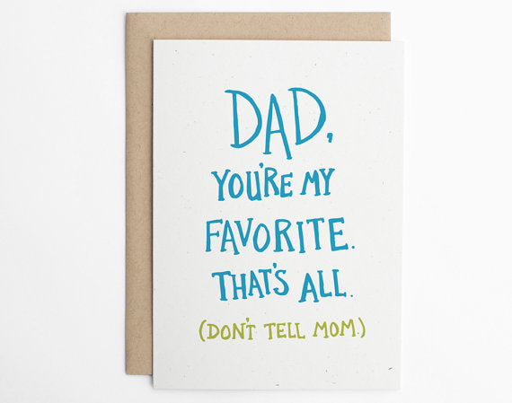Cards (For Dads)