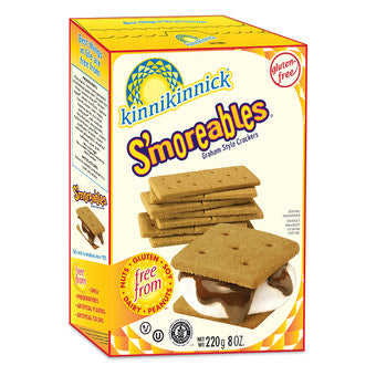 Kinnikinnick Smoreables Graham Style Crackers (allergy friendly)
