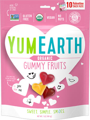 YumEarth Gummy Hearts