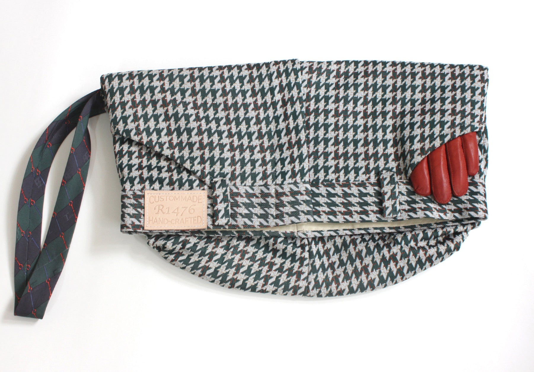 Trous Clutch Bag