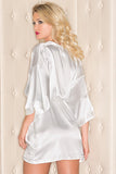 Satin Robe - Queen Size