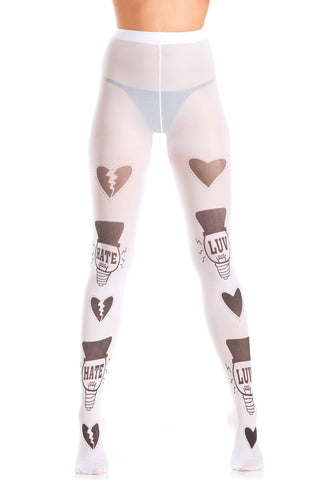 Love & Hate Pantyhose