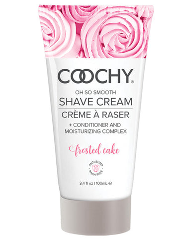 Coochy Shave Cream - Frosted Cake