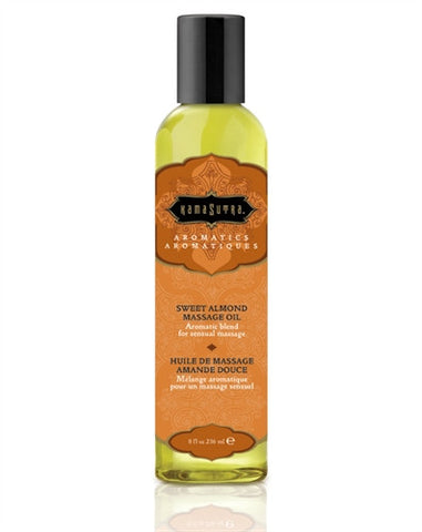 Aromatic Massage Oil - Sweet Almond (8 fl oz)