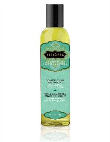 Aromatic Massage Oil - Soaring Spirit (8 fl oz)