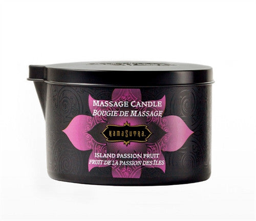 Massage Candle Island Passion - 6 oz.