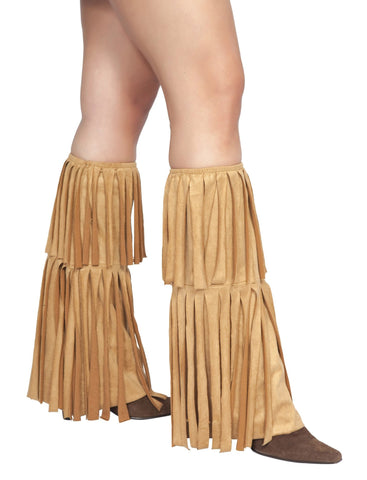 Fringed Leg Warmers