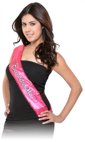 Bachelorette Party Sash