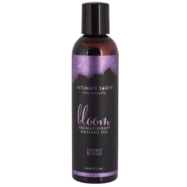 Intimate Earth Aromatherapy Oil Awake - Peony Blush (4oz)