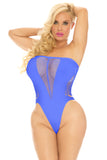 Cocolicious String Me Along Bodysuit Teddy