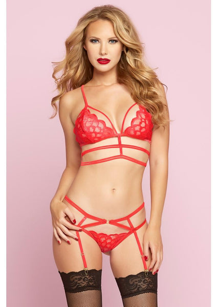 Tide of Passion Bra Set