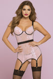 Blush Bond Chemise Set