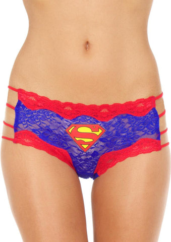 Superman Hipster Panty