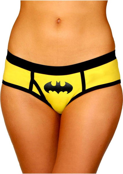 Batman Boyshort with Foil Logo