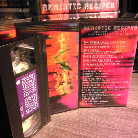 Semiotic Recipes - VHS Compilation Series Vol I