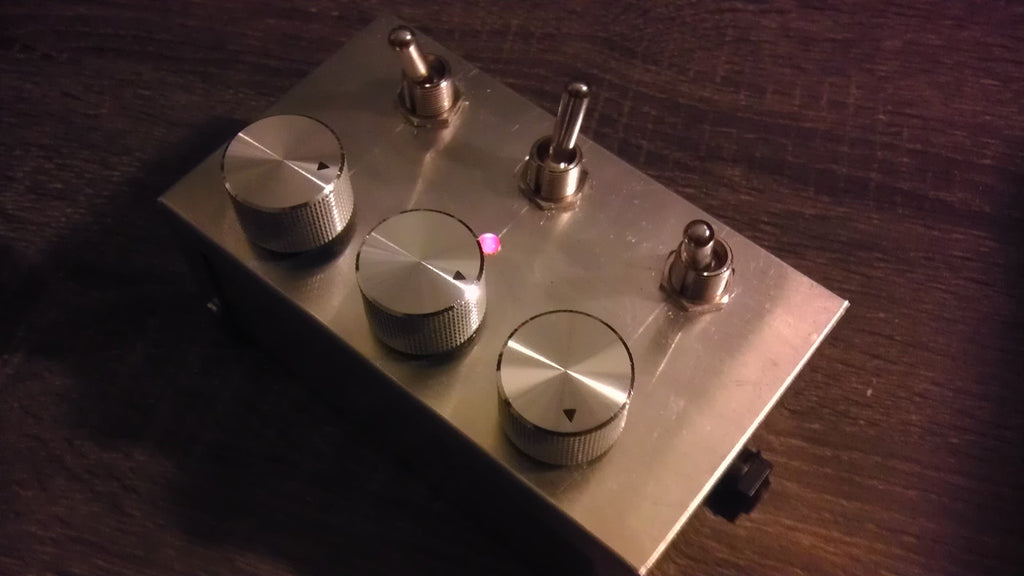 DIY Tabletop PT2399 Digital Delay Unit