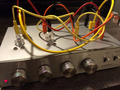 Circuit Bent ArcherVideo Enhancer/Stabilizer w/ Patchbay & Attenuators