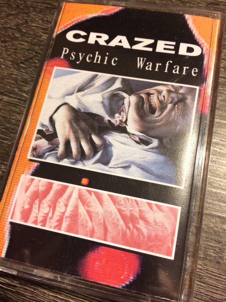 Crazed - Psychic Warfare