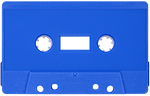 100 Duplicated Cassette Tapes with J-Cards, Shell Print or Labels, & Cases
