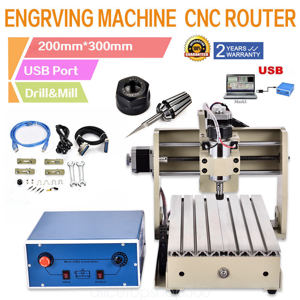 China Cnc Episode 1 Bobs 3020 300w Spindle Mini Controller Wiring Diagram Seems The Warranty Didnt Ship With This One And 100 Satisfaction Was Also Missing From Box