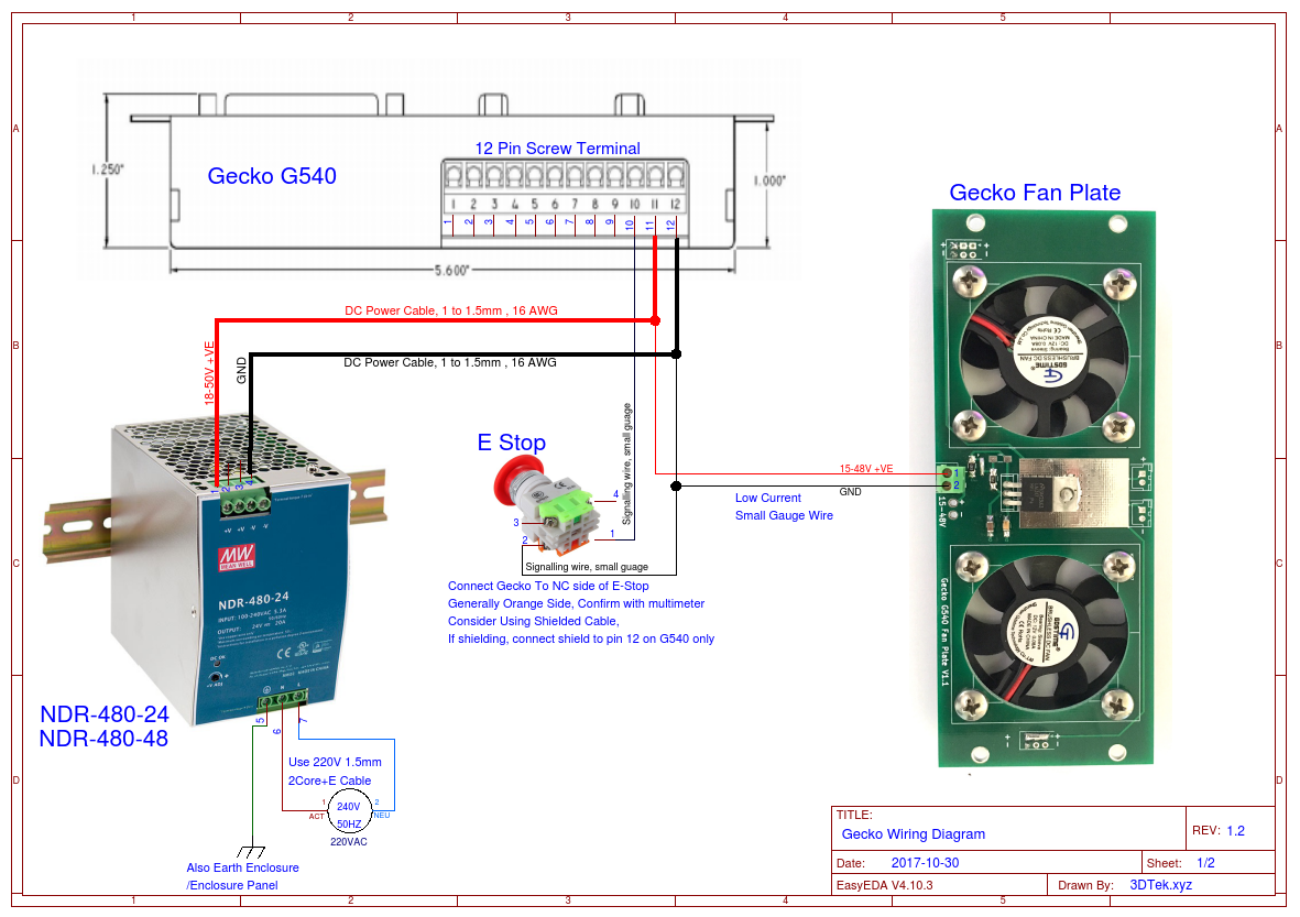 gecko circuit board wiring diagram wiring library stepper motors and control for masso mach3 grblgecko parallel and others gecko wiring diagrams
