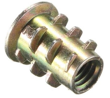 M5 Threaded Hex Socket Insert Nut