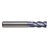 Sutton E535 4 Flute Endmills – R35/38 UNI – Regular – Harmony - Carbide