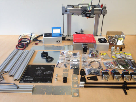 ORDBOT 3D Printer 'Complete kit' - Arrived!