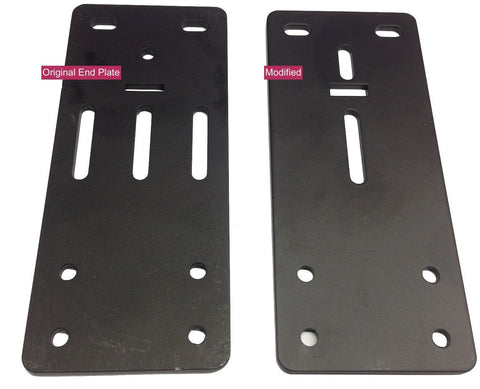 Shapeoko2 End Plate - Set of 4
